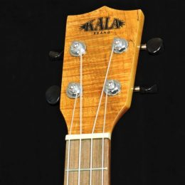 KALA KA-FMTG SOLID SPRUCE & FLAMED MAPLE TENOR UKULELE