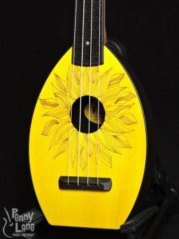 Magic Fluke M30 Sunflower Front Close