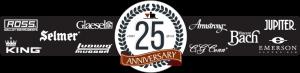 25 Year Anniversary Instrument Rentals at Penny Lane Music Emporium