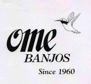OME Banjos at Penny Lane Music Emporium