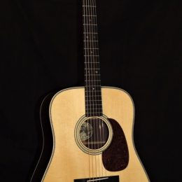 COLLINGS D2H-A ADIRONDACK SPRUCE TOP ACOUSTIC DREADNOUGHT GUITAR WITH CASE