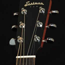 Eastman PCH1-OM Front Headstock Close