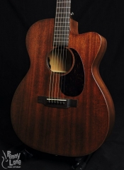 MARTIN OMC-15ME MAHOGANY CUTAWAY ACOUSTIC ELECTRIC ORCHESTRA MODEL GUITAR WITH CASE