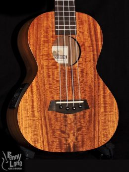 Islander AT-4 EQ Acacia Acoustic Electric Tenor Ukulele