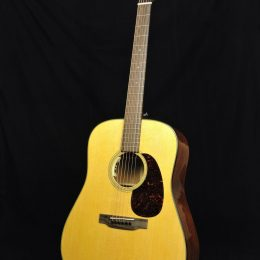 MARTIN D-18E ACOUSTIC ELECTRIC DREADNOUGHT GUITAR WITH CASE