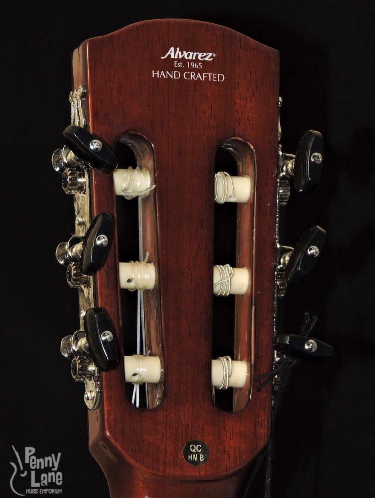 alvarez cc7hce c diz series acoustic electric cutaway classical hybrid guitar penny lane emporium. Black Bedroom Furniture Sets. Home Design Ideas