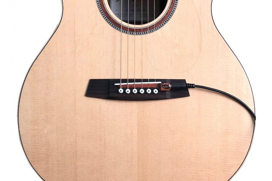 Kna Sg 1 Detachable Bridge Piezo Acoustic Guitar Pickup System