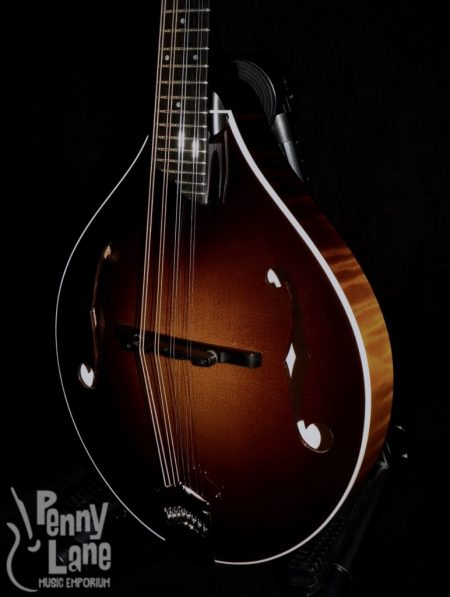 COLLINGS MT A STYLE MANDOLIN WITH HARDSHELL CASE GLOSS SUNBURST TOP