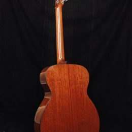 COLLINGS OM1 BAKED SITKA SPRUCE TOP ORCHESTRA MODEL ACOUSTIC GUITAR WITH CASE