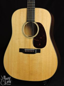 Martin D-18 Modern Deluxe Front Close-1