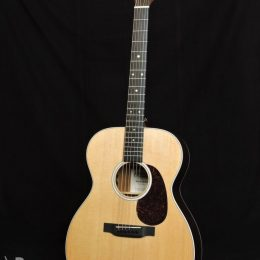 MARTIN 000-13E SOLID ACOUSTIC ELECTRIC 000 GUITAR WITH CASE