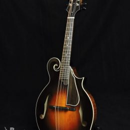 NORTHFIELD NF-F5S ADIRONDACK RED SPRUCE TOP ACOUSTIC F STYLE MANDOLIN WITH CASE