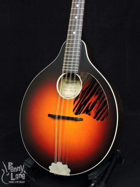 WATERLOO BY COLLINGS WL-M SUNBURST A-STYLE MANDOLIN WITH CASE