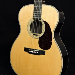 MARTIN 000-28E MODERN DELUXE OOO ACOUSTIC ELECTRIC GUITAR WITH CASE