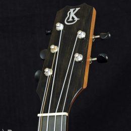 KANILE'A K-2 T 5 TRU-R PREMIUM CURLY KOA 5-STRING TENOR UKULELE WITH CASE
