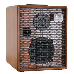 ACUS SOUND ENGINEERING ONE FORSTRINGS 5T WOOD CABINET 75 WATT ACOUSTIC GUITAR AMPLIFIER