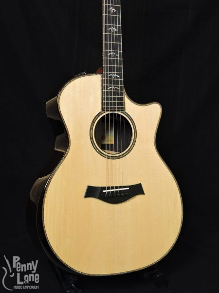 TAYLOR 914CE V-CLASS ACOUSTIC ELECTRIC GRAND AUDITORIUM GUITAR WITH CASE