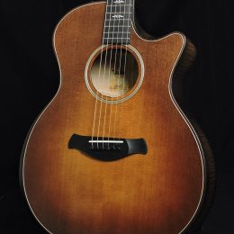 TAYLOR 614CE WHB V-CLASS BUILDERS EDITION ACOUSTIC ELECTRIC GRAND AUDITORIUM GUITAR WITH CASE