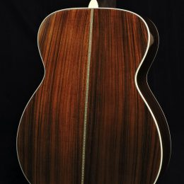 EASTMAN E20OM-TC THERMO CURE ADIRONDACK TOP ACOUSTIC ORCHESTRA MODEL GUITAR WITH CASE