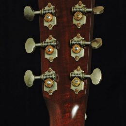 COLLINGS OM1 TS TRADITIONAL SATIN ACOUSTIC ORCHESTRA MODEL GUITAR WITH CASE