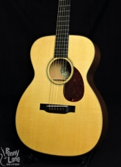 COLLINGS OM1 TS TRADITIONAL SATIN ACOUSTIC ELECTRIC ORCHESTRA MODEL GUITAR WITH CASE – DEMO MODEL