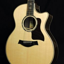 USED TAYLOR 814CE V-CLASS ACOUSTIC ELECTRIC GRAND AUDITORIUM GUITAR WITH CASE