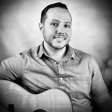 Joseph Capalbo teaches: Acoustic & Electric Guitar, Piano, Ukulele, Bass, & Drums