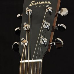 Eastman PCH3-GACE-CLA Front Headstock Close