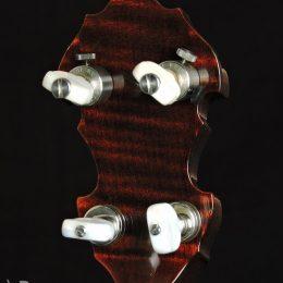 Used 1997 Gibson Earl Scruggs Mastertone Back Headstock Close