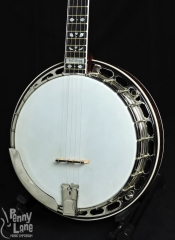 USED 1997 GIBSON EARL SCRUGGS MASTERTONE 5-STRING RESONATOR BANJO WITH CASE