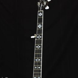 Used 1997 Gibson Earl Scruggs Mastertone Front Headstock