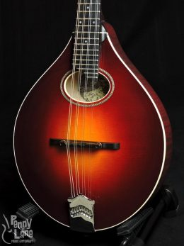 Collings MT-O Gloss Top Custom Front Close