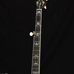 Used 2002 Gibson J.D Crowe Black Jack Front Headstock