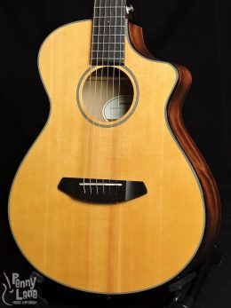 Used Breedlove Discovery Companion CE Front Close