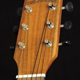 Used Islander GL6 Front Headstock Close