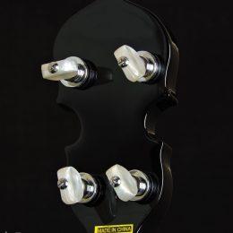 Gold Tone OB-250+TP Back Headstock Close