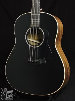 Taylor AD17 Black Top Front Close