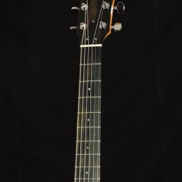 Taylor Demo-214ce-K SB Front Headstock