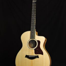 Taylor Used-214ce-K DLX Front