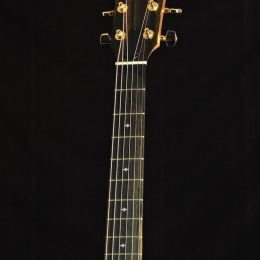 Taylor Used-214ce-K DLX Front Headstock