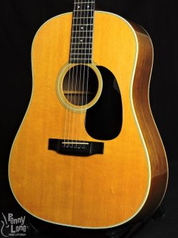 Used 1967 Martin D-28S Front Close