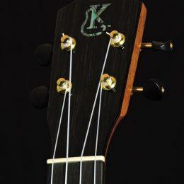 Kanilea HNS C Premium Front Headstock Close