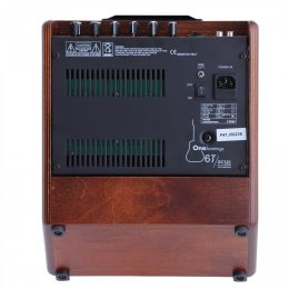 ACUS SOUND ENGINEERING ONE FORSTRINGS 6T SIMON WOOD CABINET 130 WATT ACOUSTIC GUITAR AMPLIFIER