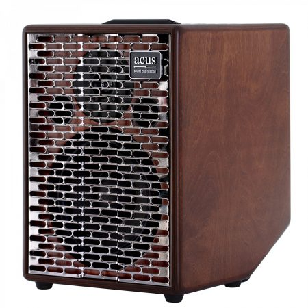 ACUS SOUND ENGINEERING ONE FORSTRINGS 8T SIMON WOOD CABINET 200 WATT ACOUSTIC GUITAR AMPLIFIER