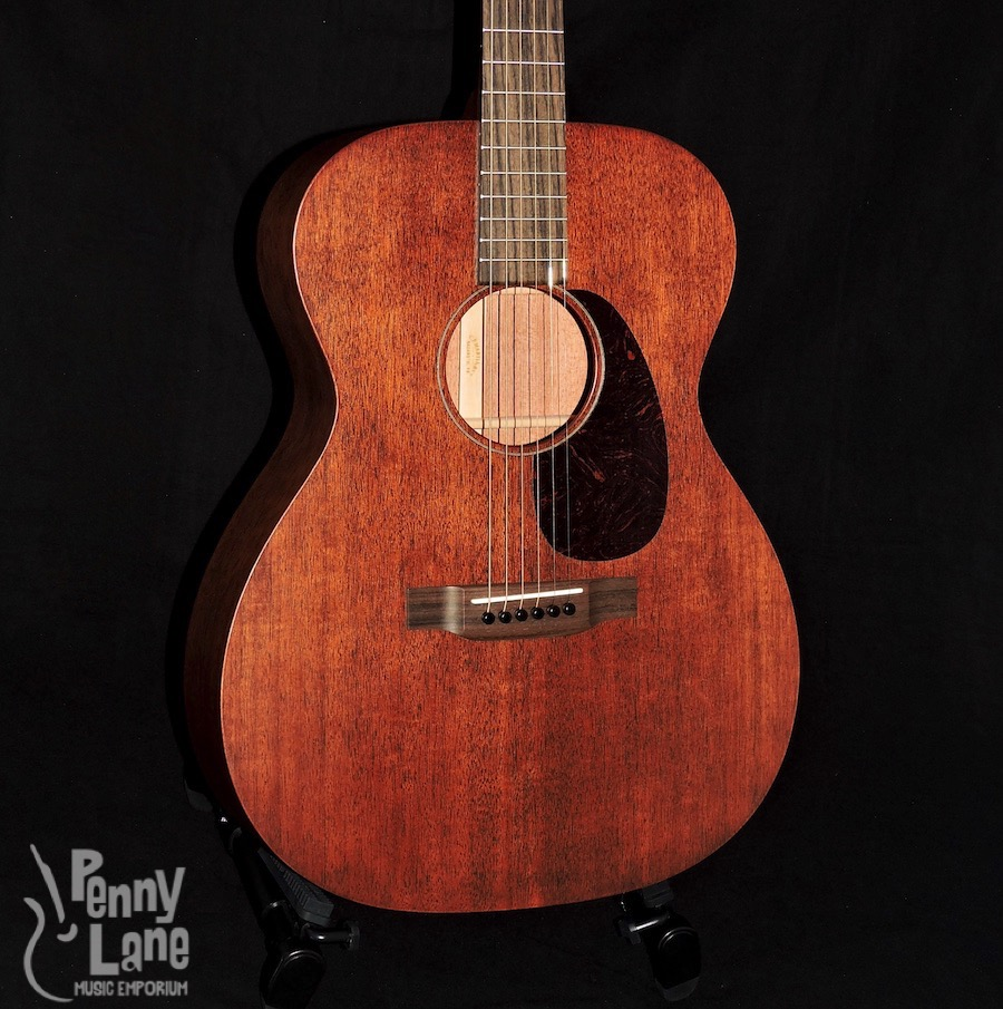 Martin 000 15m 15 Series Mahogany 000 Acoustic Guitar With