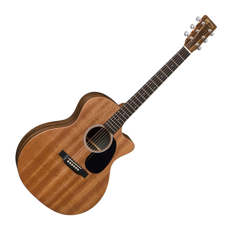 Acoustic Guitars Acoustic Guitar Dxae Black Martin Martin Electric