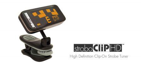 Peterson SC-HD Stroboclip Clip On Strobe Tuner
