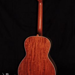 WATERLOO BY COLLINGS WL-12 MH MAHOGANY ACOUSTIC GUITAR WITH CASE